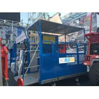 Buy cheap 350 Construction Material Lifting Equipment With Safety Device - SAJ30 - 0.8 product