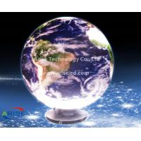 Buy cheap Indoor full color Led Display Ball P5 Large Led Screen Ball LED spher LED ball Led Screen product