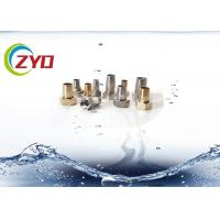 Buy cheap Resident Bathroom Plumbing Accessories Wax Casting Polish Water Meter Fitting product