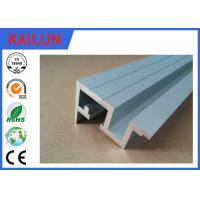 Buy cheap 6063 Anodized Aluminium Extrusion Elevator Door Sill with 10 - 15 um Coating Thick 1- 7 M Length product