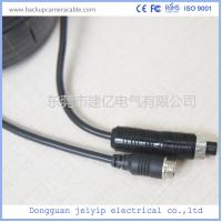 Buy cheap Rear View Female To Male Backup Camera Cable 4 Pin With Customized Length product