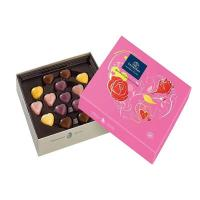 Quality custom chocolate box  Luxury lid and base chocolate packaging gift box for sale