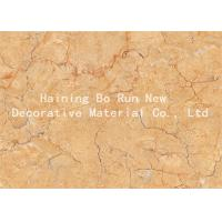 Buy cheap Strong Covering Power Marble Effect Film , Decorative Door Paper Film Non - Toxic product