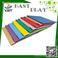 Buy cheap Hand Make Residential Soft Play Sponge , Kids Soft Mat PU Leather Material product