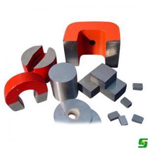 China Cast Alnico Magnets on sale