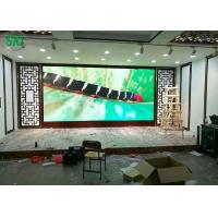 Buy cheap High Performance SMD Led Panel Stage Background Full Color 256mm X128mm Module Size from wholesalers