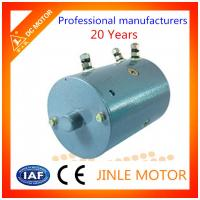 Buy cheap Electric Bicycle 2400 Rpm Dc Motor Carbon Brushed O.D 114MM F Insulation product