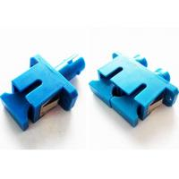 Buy cheap SC - LC Female SX / DX Fiber Optic Cable Adapter Single Mode ABS Metal Material product