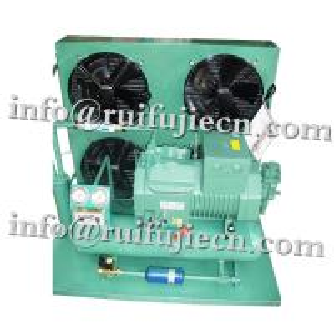 R22 10hp Bitzer Refrigeration Condensing Units for chiller room 4VES-10