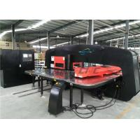 China Steel Structure CNC Plate Punching Machine Closed O Type High Stability on sale