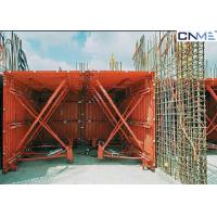 Buy cheap Economic Tunnel Formwork System / Steel Formwork System Powder Coated Surface Treatment product