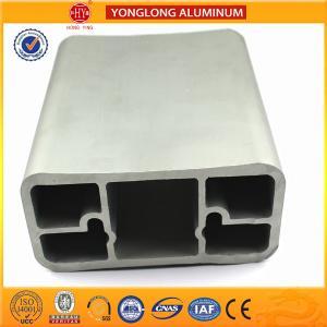 Buy cheap Durable Machined Aluminium Profiles , Industrial Aluminum Section Materials product