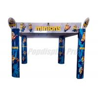 Buy cheap Promotional Large Arched Display Standee Eye Catching For Minions Toys product