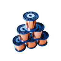 Buy cheap Bare Flat Copper Conductor For FFC product