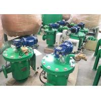Buy cheap Cast Iron Water Filtration Filters , Self Flushing Irrigation Filter product