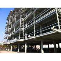 China High Rise Buildings Steel Structure Construction / Multi Floors Metal Residence Buildings on sale