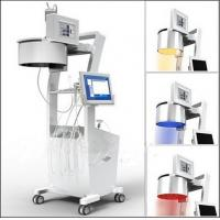 Buy cheap laser and LED lights /  laser hair regrowth with analyzer machine product