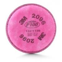 China 3M Particulate Filter 2096, P100 Respiratory Protection, Nuisance Level Acid Gas Relief on sale