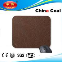 China Genuine Leather Mouse Mat Custom Mouse Pad on sale