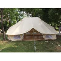 Buy cheap Safari Lotus 5m Large Space Family Glamping Tent 8FT x 8 FT x 6.5 FT x 2 FT from wholesalers