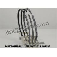 Buy cheap Steel Piston Rings For Mitsubishi Spare Parts ME-999955 / 540 ME-996229 / 231 product