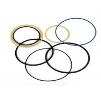 Non Standard D Ring Seal , PU / NBR Corrosion Resistance Breaker Backup O Ring