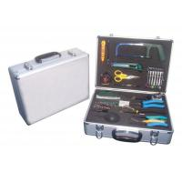 Buy cheap 24 Pieces Fiber Optic Test Equipment Instruments Optical Cable Kit product