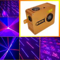 Buy cheap DJ disco mini laser light M-200 red&green160mW stage laser equipment Club KTV from wholesalers