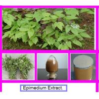 Buy cheap epimedium herb extract/Epimedium /Icariin 10% 20% 30% 40%,50% 60% 70% 80% 90% 98% product
