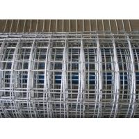 Buy cheap Rot Proof Galvanized Wire Fence Panels Durable For Greenhouse Seedling Bed product