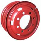 Buy cheap Truck/Bus Wheels / Forging steel wheel rim from wholesalers