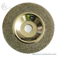 Buy cheap Electroplated Cutting & Grinding blades - DESB08 product