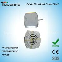 Buy cheap CE, RoHS Approved 12/24vdc or 110~220vac Wired Flashing LED Road Studs product
