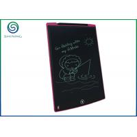 Buy cheap 12'' Electronic LCD Writing Tablet For Kids  / Paperless LCD Drawing Pad product