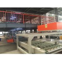 Buy cheap Magnesium Oxide Ceiling Board And Sandwich Wall Panel Making Machine 1 Years Warranty product