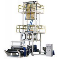 Buy cheap ABA PE Film Co Extrusion Machine 3 Layer ABA Structure HDPE  LDPE EVA Film product