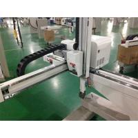 China Mobile Phone Screen Lifting Equipment 5 Axis Servo Driven Gripper Robot wholesale