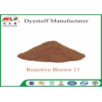 Buy cheap Cloth Color Dye Reactive Brown P-6R C I Brown 11 Environmentally Friendly product