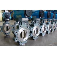 Butterfly Valve by manual Operator with Stainless Steel Material