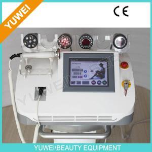 China Professional Multifunctional Beauty Machine , Redundant cellulite removal machine wholesale