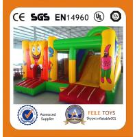 Buy cheap 2014 hot sell inflatable  bouncy castle direct sale from  Manufacture  FL Toys product