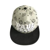 Buy cheap Volunteer Advertisement Kids Baseball Caps With Embroidery Printed Word Logo product