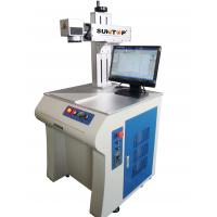 Buy cheap Precise Marking Portable Laser Marking Machine for Jewellery Products Bracelet / Earrings product