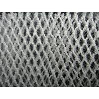 Buy cheap 100 Polyester Stretch 3D Mesh Fabric For Cushion / Sport Shoes , Warp Knitted from wholesalers