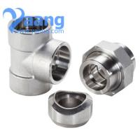 Buy cheap stainless steel Socket Welding pipe Fittings product