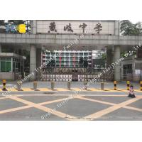 Buy cheap Pneumatic Automatic Rising Bollards Systems 304 Stainless Steel Material product