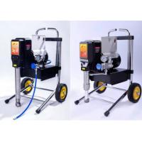 Buy cheap Piston Pump Airless Electric Paint Sprayer With VFD Control Box product