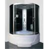 Buy cheap Sliding Door Glass Massages Finishing Steam Shower Room Acid Glass from wholesalers