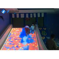Buy cheap Indoor Interactive Projector Games Slide Playground For Kids 3.0×2.2m 220V product
