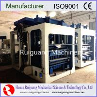 Buy cheap concrete block machine,concrete block making machine product